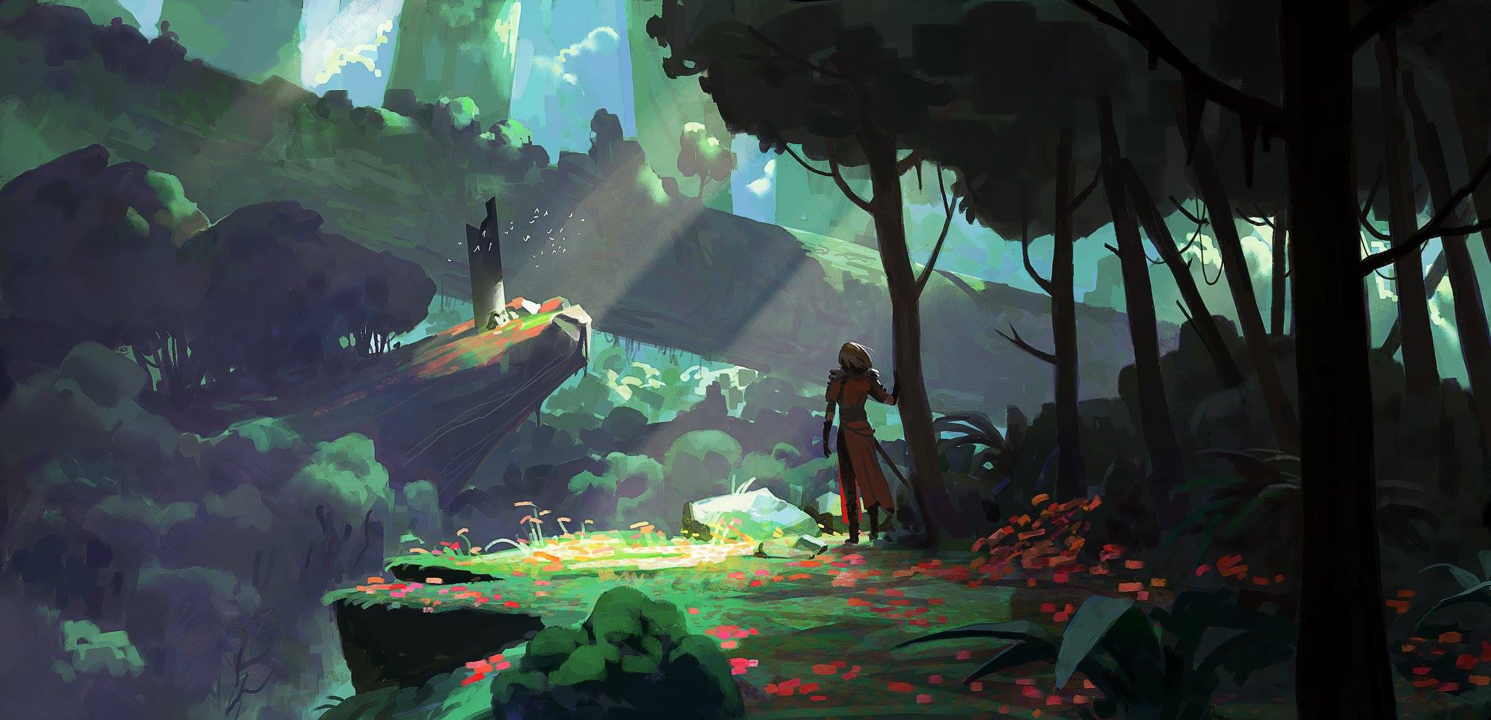 absolver is shaping up to be a very unique action rpg