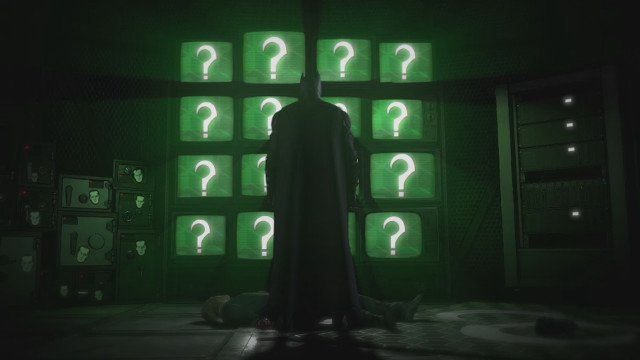 The Enemy Within Launch Trailer Sees The Riddler Taunting the Dark Knight