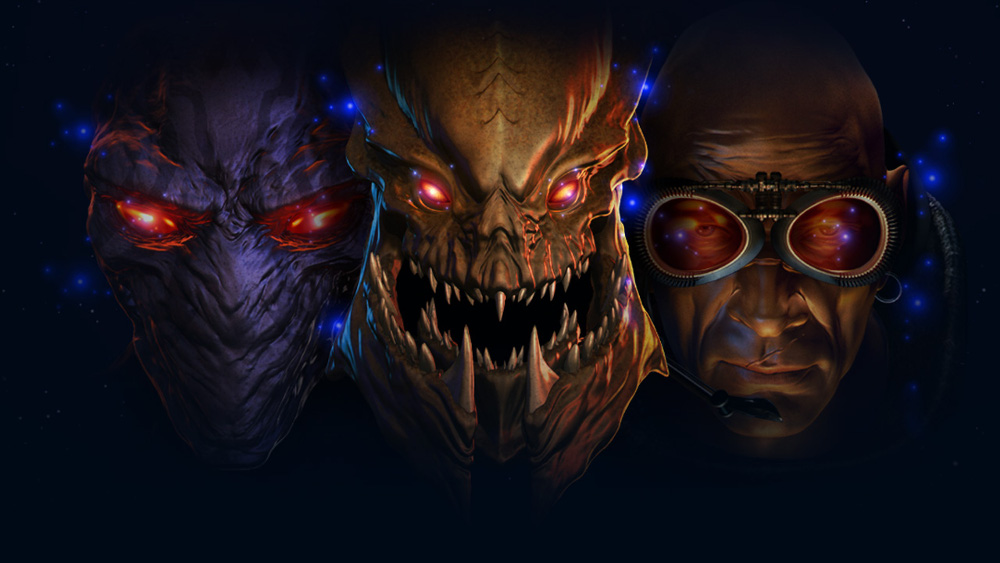 Blizzard re-released the legendary StarCraft