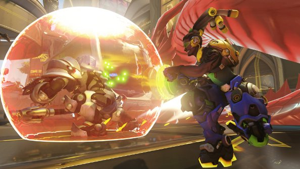 Overwatch is getting free-for-all and team deathmatch