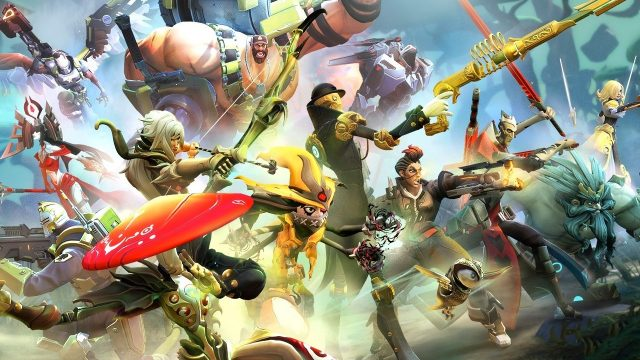 After the fall update, development on Battleborn will cease