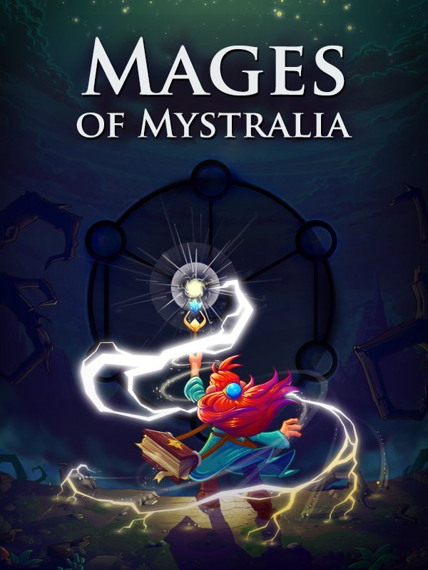 Box art - Mages of Mystralia