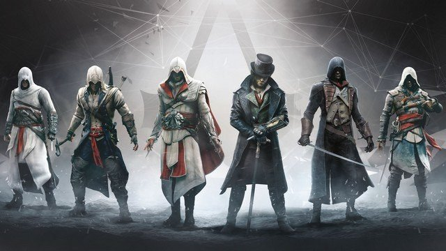Assassin's Creed Famous Assassins