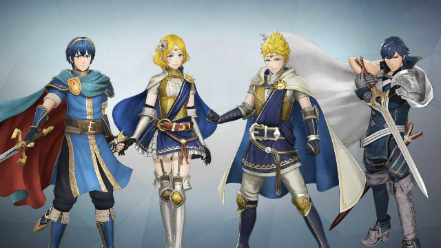 Fire Emblem Warriors Chapters Characters