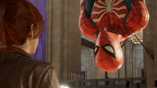 Sony Releases an Amazing New Spider-Man Gameplay Trailer