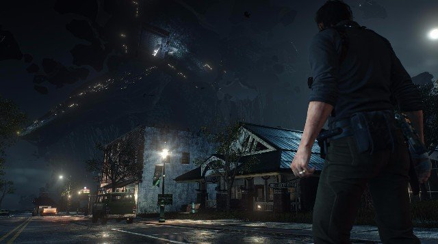 The Evil Within 2 Open World