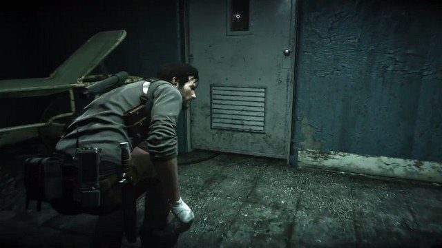 The Evil Within 2 Sealed Hospital Door