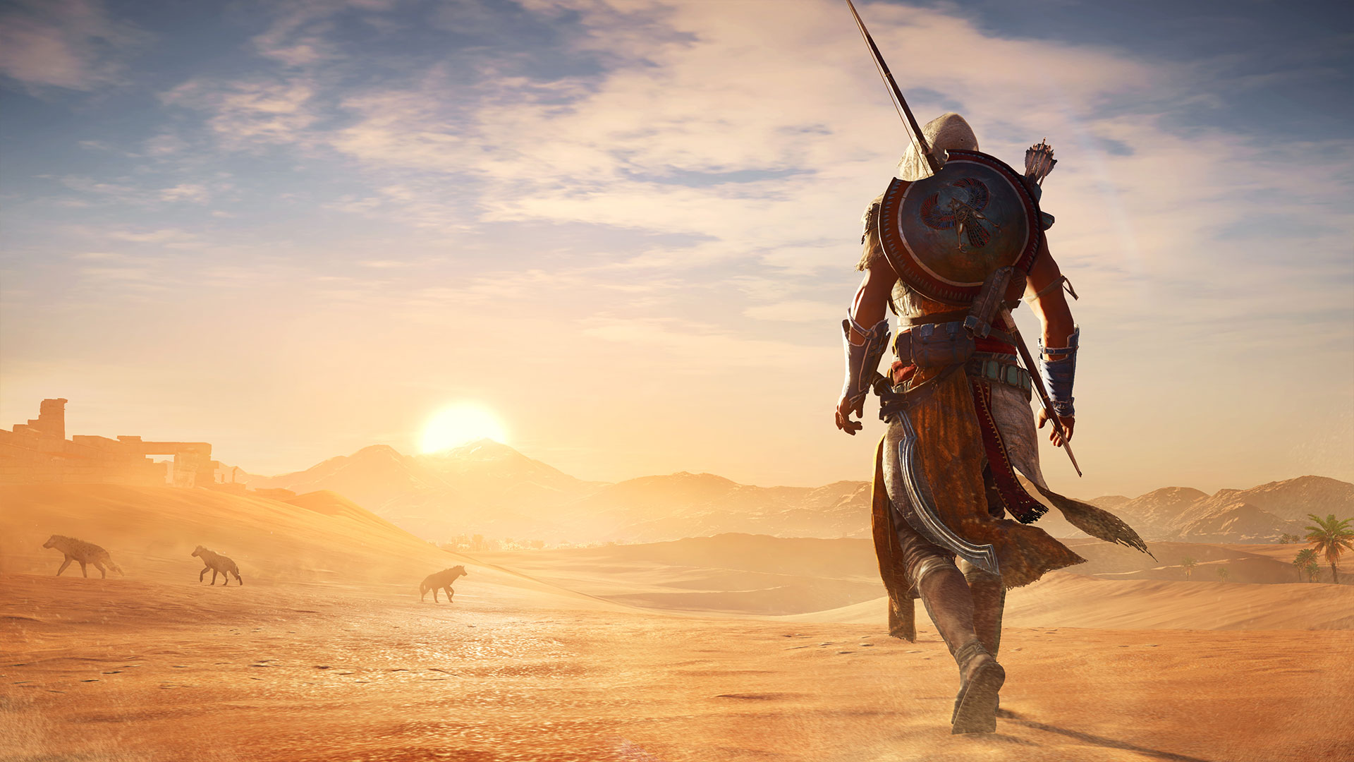 The Good Bad And Ugly Of Assassins Creed Origins Gamerevolution