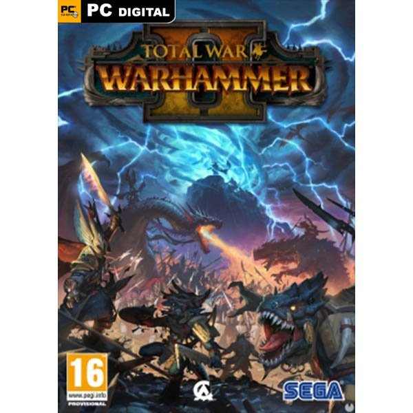 Box art - Total War: Warhammer 2