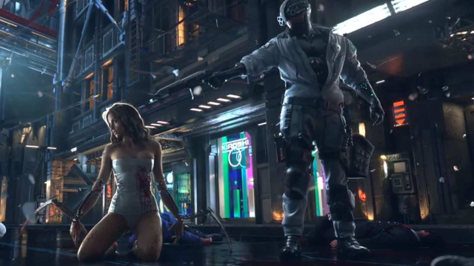 Cyberpunk 2077 Developer CD Projekt RED Will Be at E3 2018