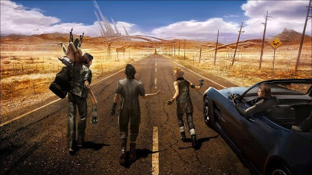FFXV PC Mod lets you Play Your own Music in the Regalia