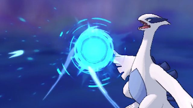 Pokemon Ultra Suna and Ultra Moon Review Lugia