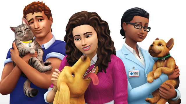 Sims 4 Breed Pets Cats and Dogs