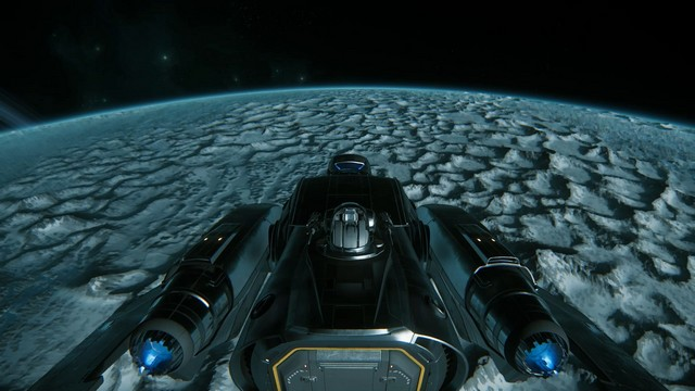 Star Citizen 3.0 Over Yela