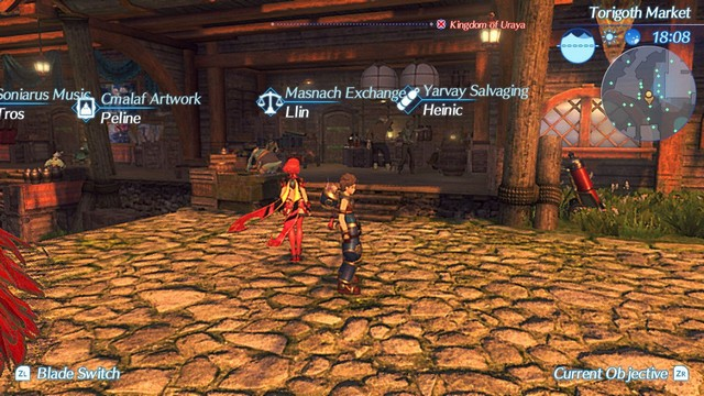 Xenoblade Chronicles 2 Winding Gears Guide