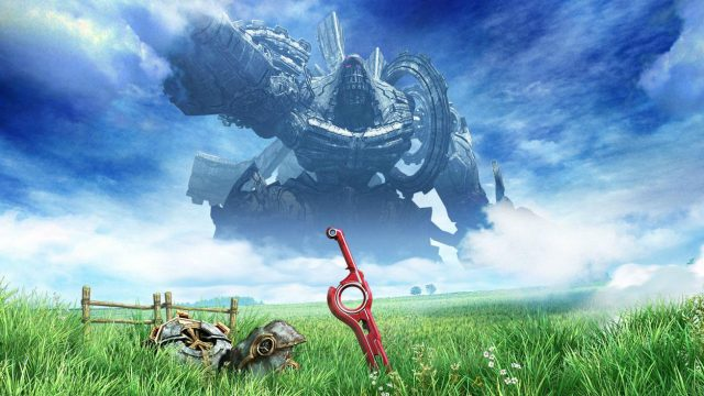Xenoblade Chronicles Monado
