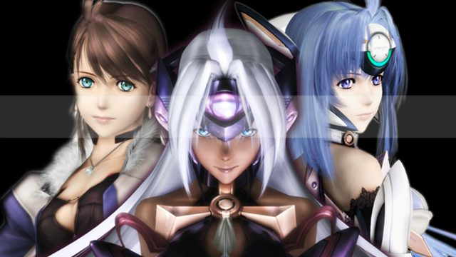 Xenosaga Episode III Shion Kos-Mos