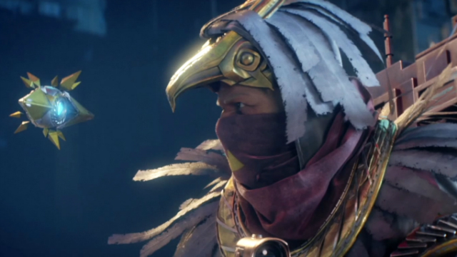 Destiny 2 Curse of Osiris Review Osiris and Sagira
