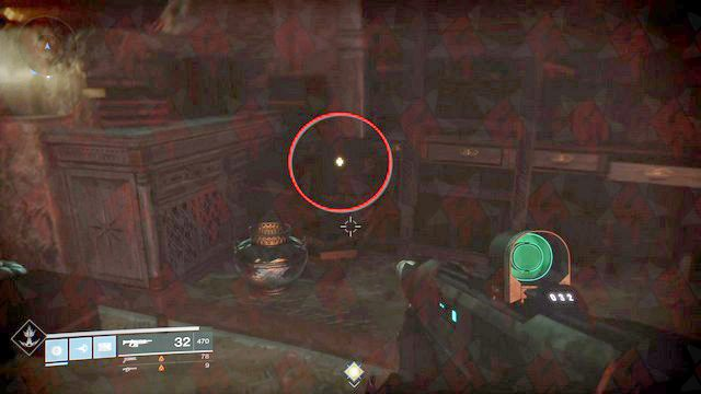 Destiny 2 Lighthouse Chest Aged Book Location
