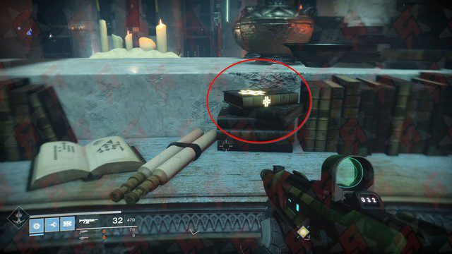Destiny 2 Lighthouse Chest Compelling Book