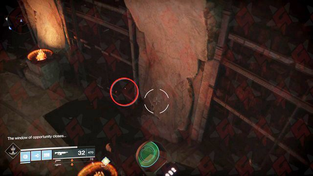 Destiny 2 Lighthouse Chest Marked Book Location