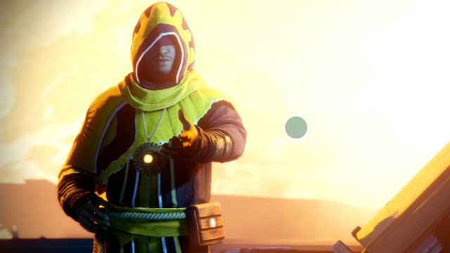 Destiny 2 Lost Prophecies Brother Vance