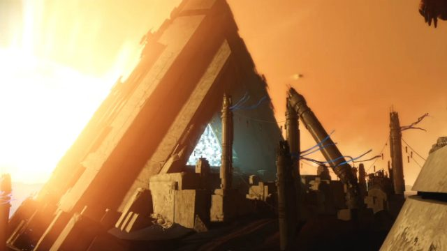Destiny 2 Mercury