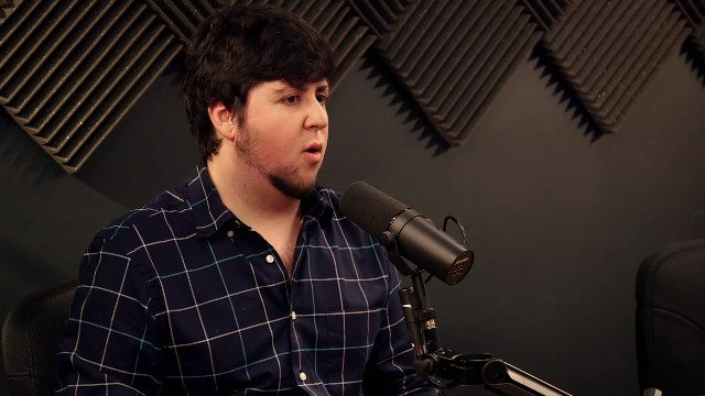 JonTron was Game Grumps' co-creator. (Credit: YouTube/h3h3Productions)