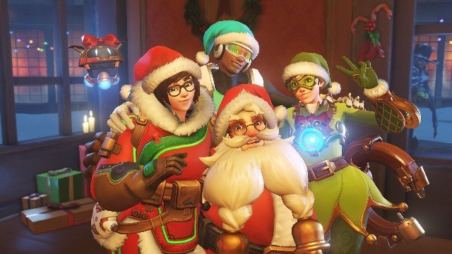 Overwatch Winter Event