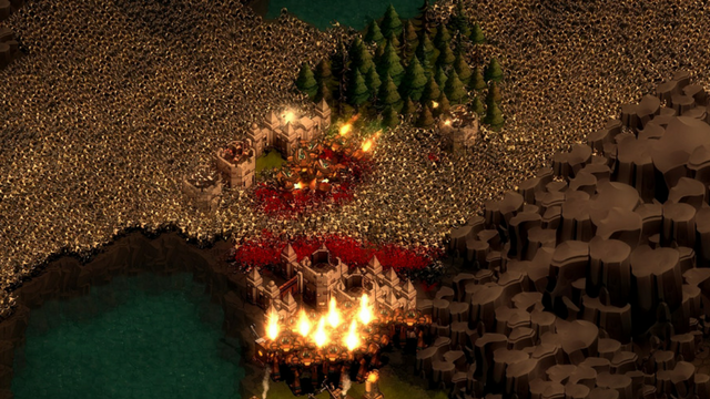 They Are Billions Zombie Horde