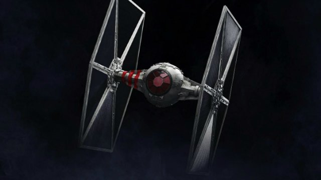 Battlefront 2 Iden Versio TIE Fighter