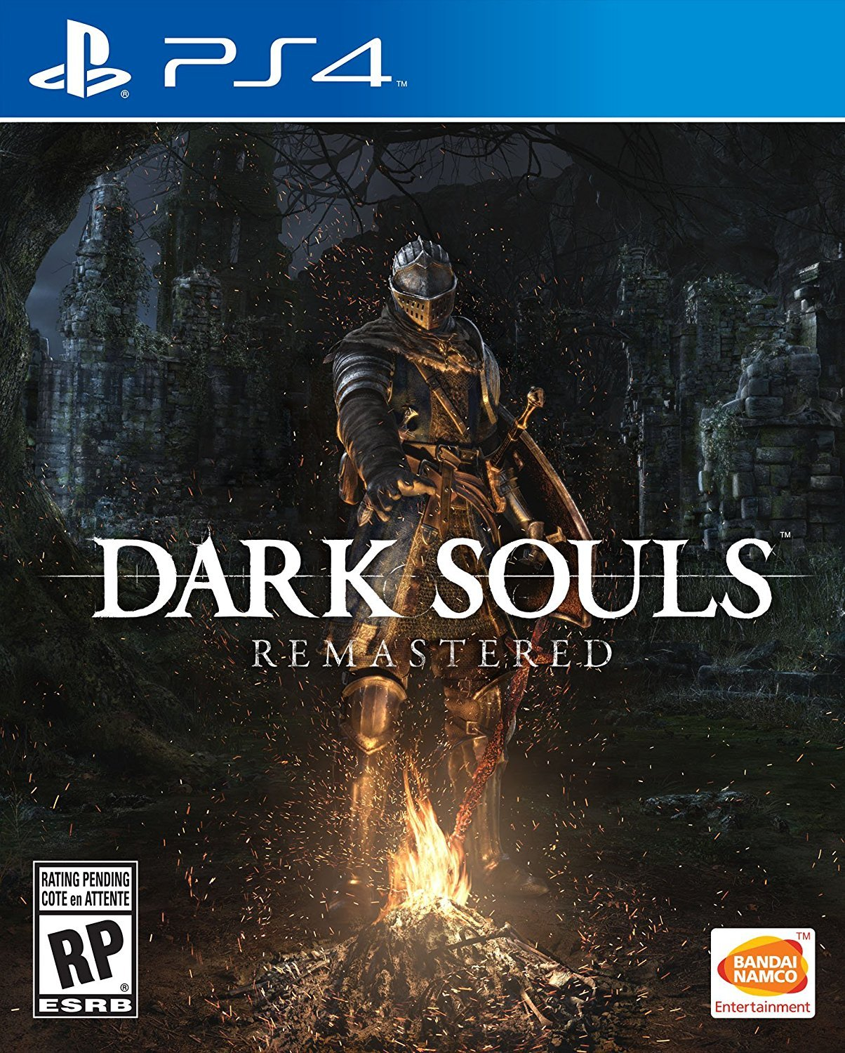 Box art - Dark Souls Remastered
