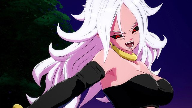 Dragon ball fighterz unlock android 21 guide gamerevolution - Dragon ball z 21 ...