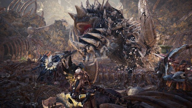 Monster Hunter World Capture and Trap Monsters