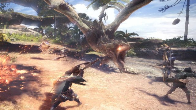 Monster Hunter World How to Play Single-Player Offline