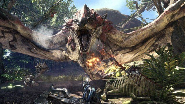 Monster Hunter World Monster Bone Plus and Monster Hardbone