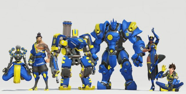 Overwatch League Teams Boston Uprising