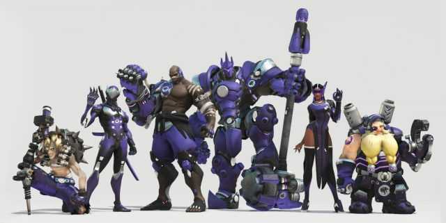 Overwatch League Teams Los Angeles Gladiators
