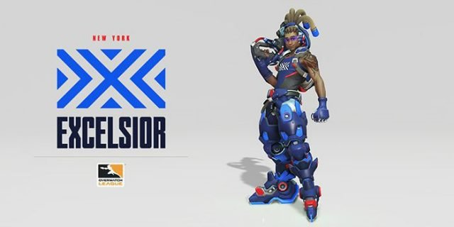 Overwatch League Teams New York Excelsior