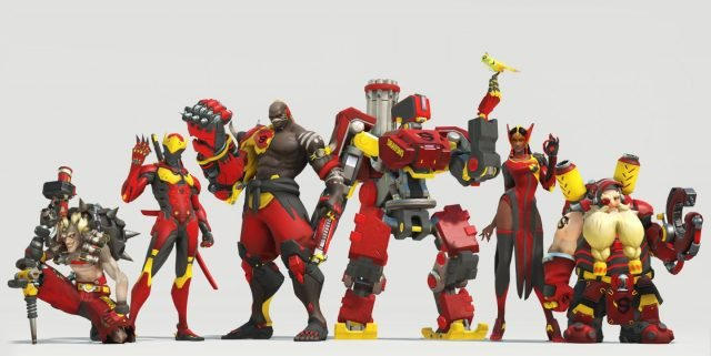Overwatch League Teams Shanghai Dragons