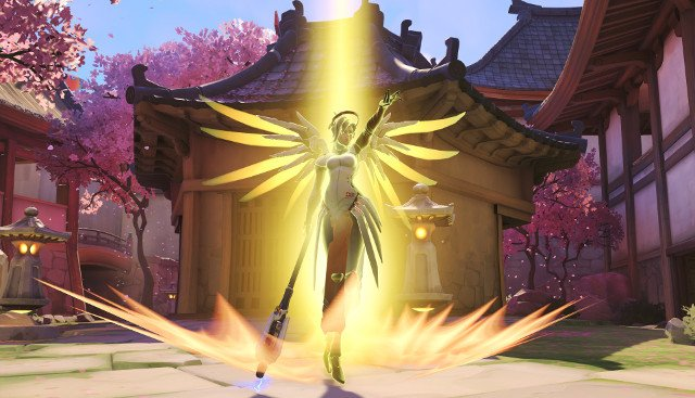 Overwatch Update 1.27.0.1 Summer Games Update