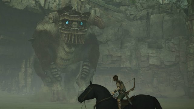 Shadow of the Colossus Remake 2nd Colossi