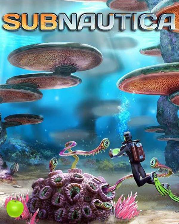 Box art - Subnautica