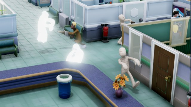 Two Point Hospital Demo