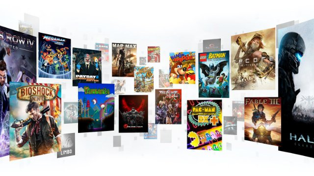 Xbox One Game Pass Games