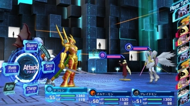 Digimon Cyber Sleuth Hacker's Memory