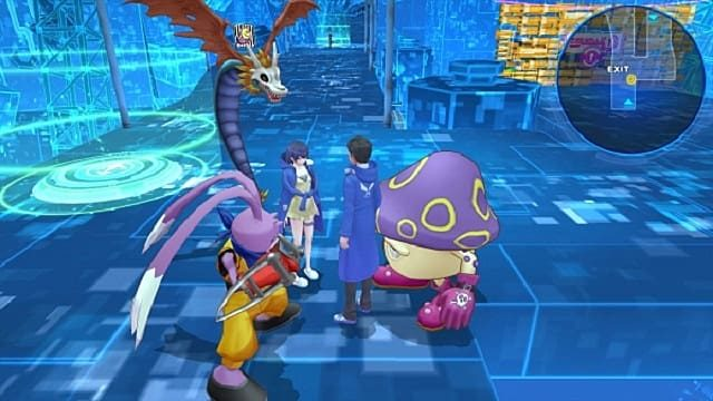 Digimon Hacker's Memory CAM