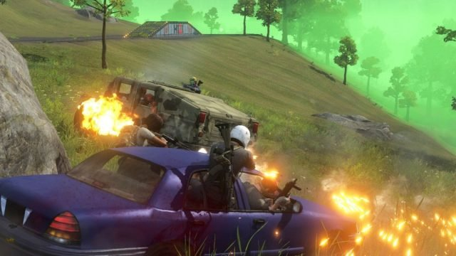 H1Z1 Goes Free-To-Play Eight Days After Leaving Early Access