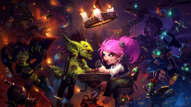Free-To-Play Switch Games Hearthstone Patch Notes 11.2 Update