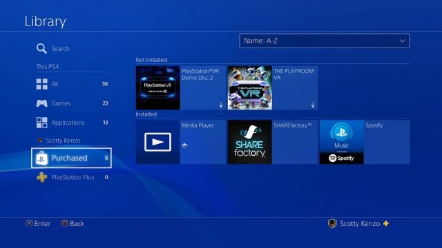 PS4 5 50 System Update Revealed by Sony: Supersampling, UI